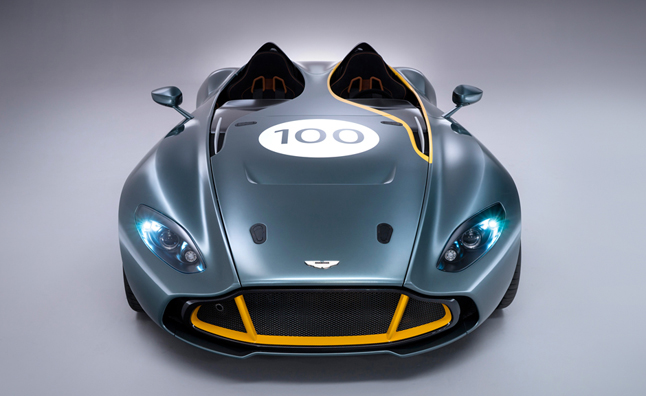 Listen to the Aston Martin CC100 Speedster Concept – Video