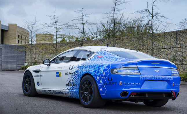 Aston Martin Fielding Three Cars at 24 Hours of Nurburgring