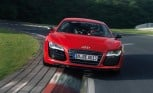 Audi R8 e-tron Won't be Offered to Customers