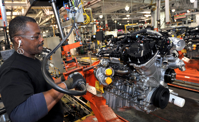 Cleveland Engine Plant Investment