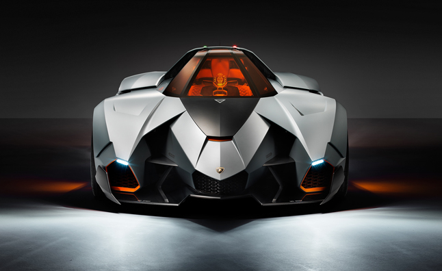 Lamborghini Egoista is a 'Car Without Compromises'