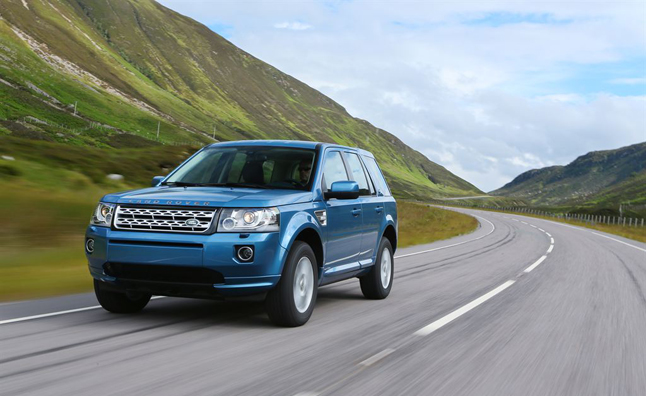 Land Rover to Shuffle Nameplates with new LR2