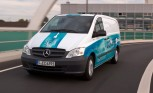 Mercedes Electric Van Project Axed