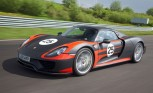 Porsche 918 Spyder Detailed in Production Form