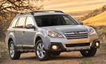 2013 Subaru Outback, Legacy Recalled for Steering Loss