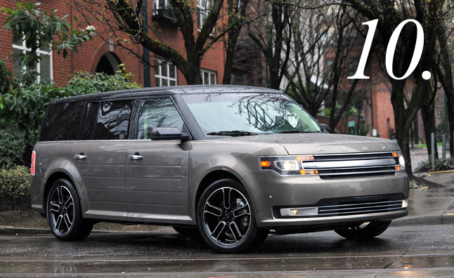 Top-10-Least-Reliable-Vehicles-Ford-Flex