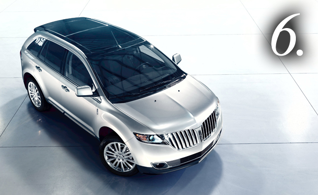 Top-10-Least-Reliable-Vehicles-Lincoln-MKX