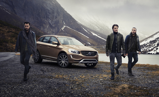 Volvo Partners with Swedish House Mafia for Ad Campaign
