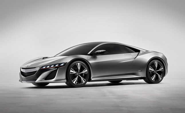 2015 Acura NSX to be Produced at New Performance Manufacturing Center in Ohio