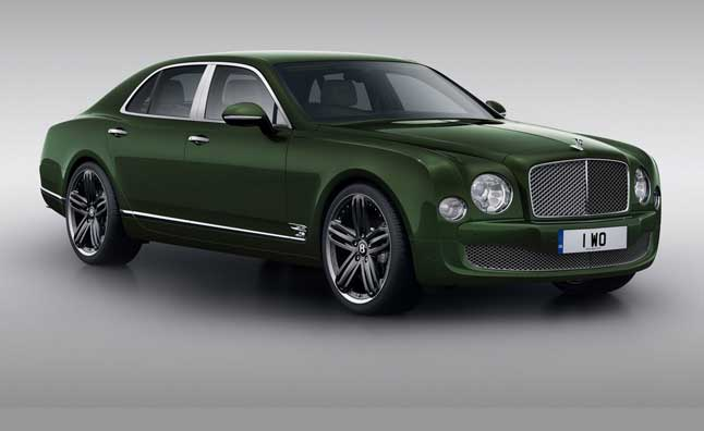 Bentley Announces Six 'Le Mans Limited Edition' Models