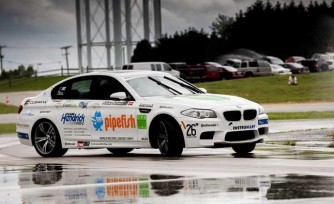 BMW M5 Sets Guinness World Record for Longest Drift  Video