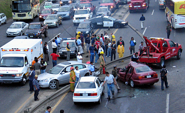 US Traffic Fatalities Increased 5.3 Percent in 2012