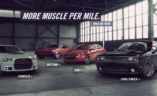 Dodge, SRT Brands Star in Upcoming Fast & Furious 6