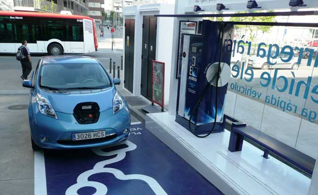 10.7 Million Charging Stations Available Globally by 2020: Report