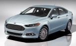 Ford Fusion Energi Earns Five-Star Safety Rating