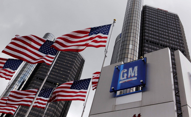 US Government Sells Off 58.4-Million GM Shares This Year
