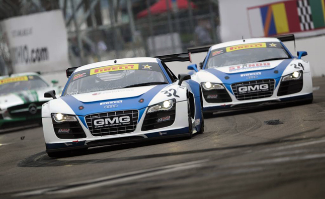 Record 92-Car Pirelli World Challenge Field Heading to Circuit of the Americas