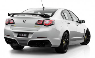 HSV Gen-F GTS is a Supercharged Holden Commodore with 577 HP  Video
