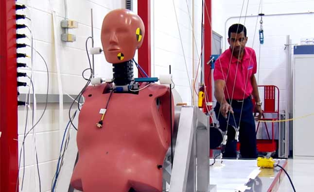 Watch IIHS Crash Dummies at Work – Video