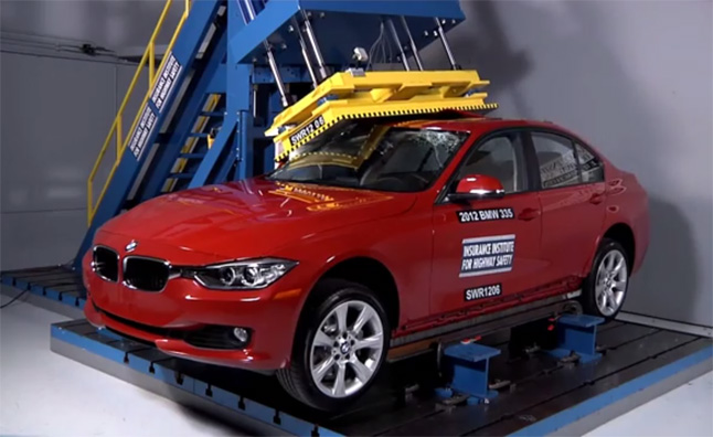 IIHS Details Roof Strength Tests in Latest Video