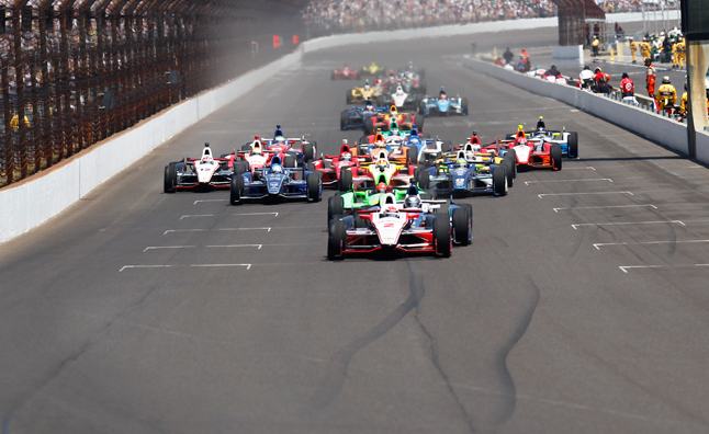 What Time Does the Indy 500 Start?