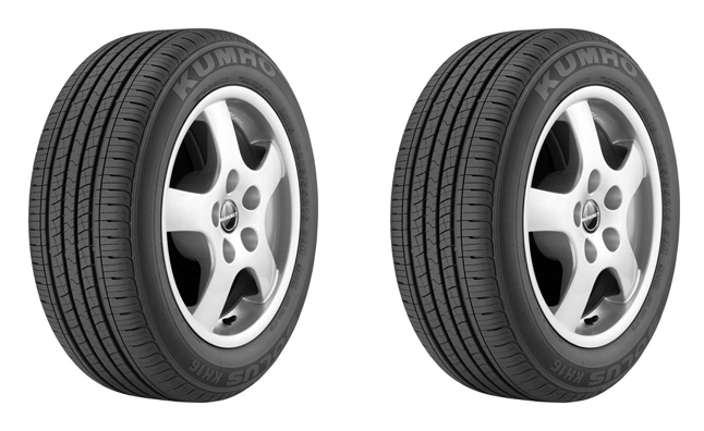 Kumho Recalls Defective Tires: 12,000 Affected