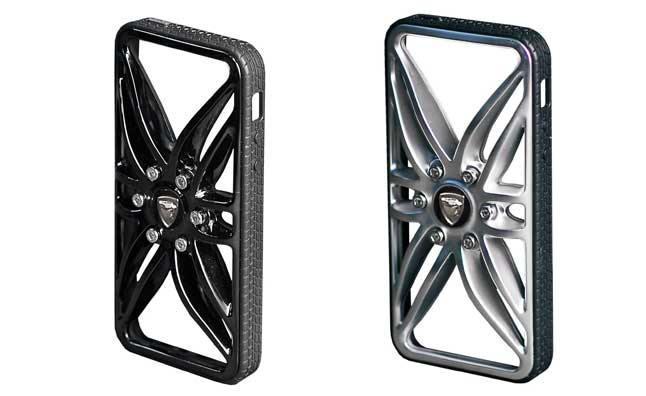 Mag Wheel iPhone Case Makes Your Phone Match Your Rims