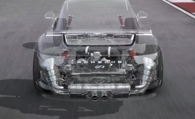 porsche-911-gt3-technical-specifications-video