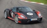 Porsche 918 Spyder is a Supercar Beauty [Mega Gallery]