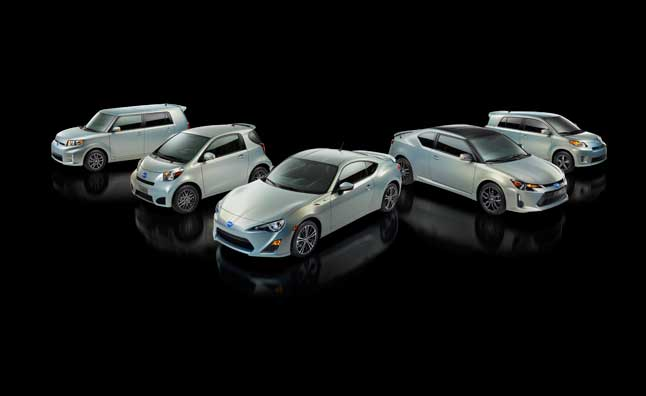 2014 Scion tC, iQ, 10 Series Special Editions Priced
