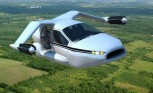Terrafugia TF-X Takes Flying Cars in New Direction… Literally