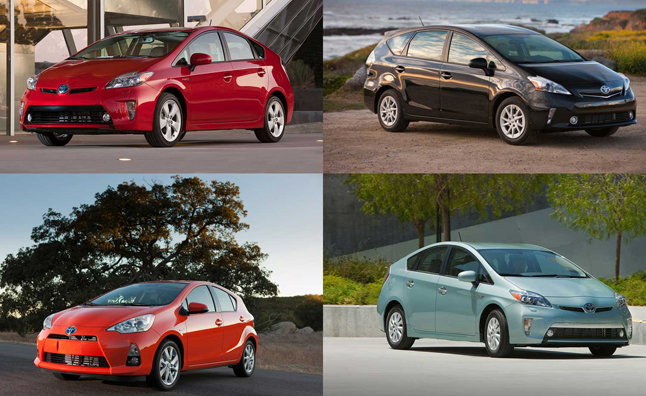 Toyota Prius Most Talked About Hybrid Online