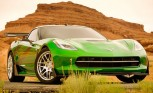 'Special Race-Inspired' Corvette Stingray to Star in Transformers 4