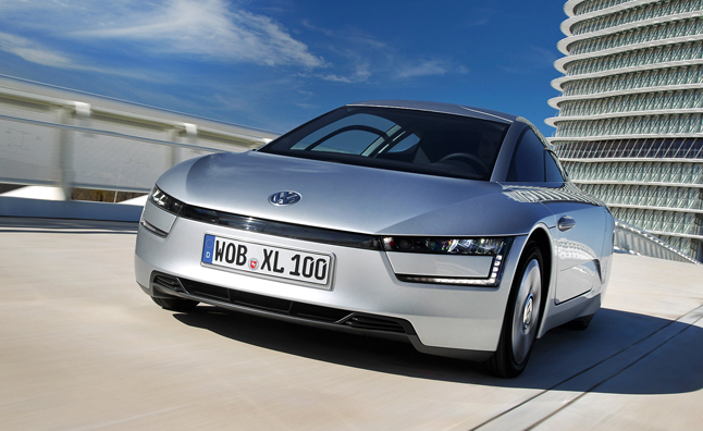 Volkswagen XL1 Could be Available by Lease Only