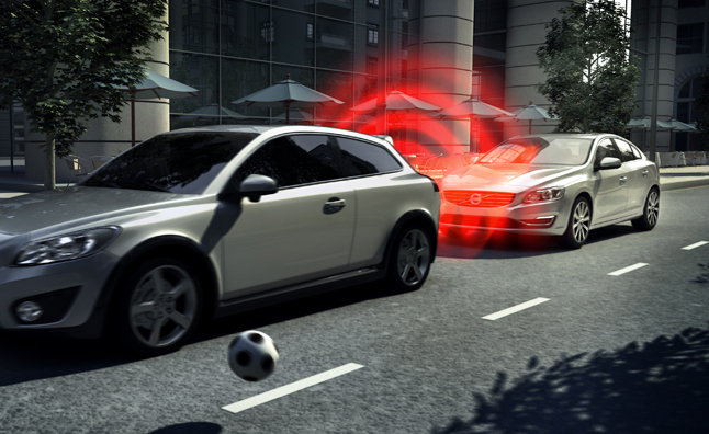 Volvo Planning City Safety Improvements, Including Animal Detection