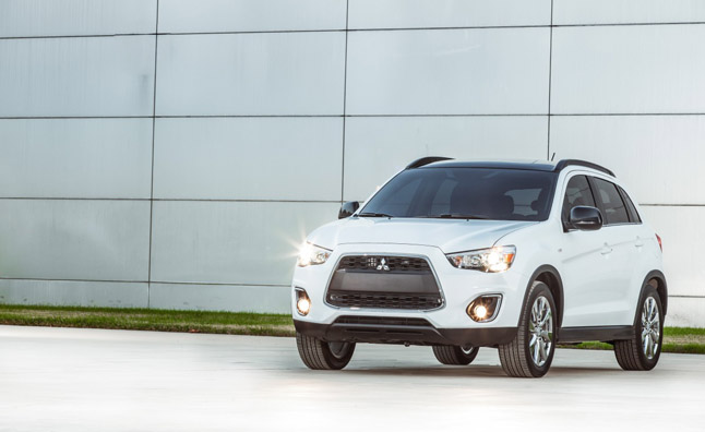 2013 Mitsubishi Outlander Sport Limited Edition