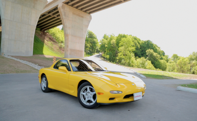 Retro Ride: 1993 Mazda RX-7 Review