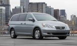 Honda Odyssey Under Investigation for Possible Brake Issue