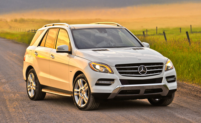 All-New 2012 ML350 BlueTEC 4MATIC