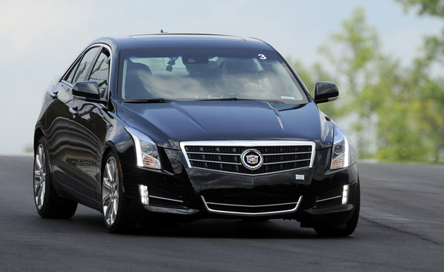 2013-Cadillac-ATS-front-three-quarter-2