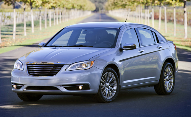 2015 Chrysler 200 to Lead Brand's Comeback