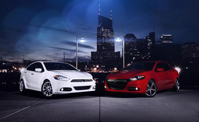 All-new 2013 Dodge Dart