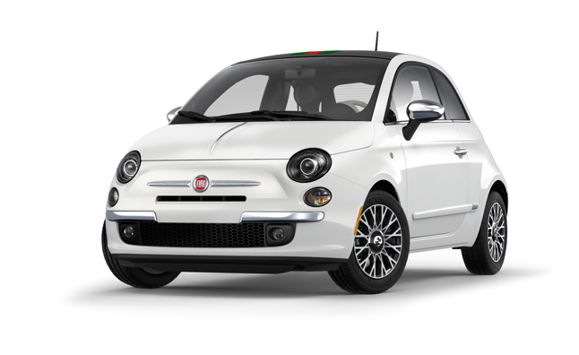 2013 Fiat 500 Cabrio by Gucci