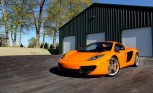 2014 McLaren MP4-12C to See Performance Bump