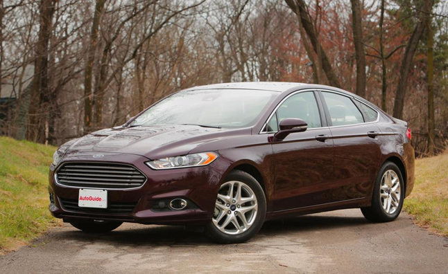 Ford Recalling 465,000 Models for Possible Fuel Leaks
