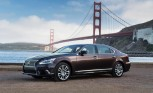2013 Lexus LS Tops J.D. Power Initial Quality Study