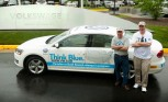 Volkswagen Passat TDI Attempts to Set Fuel Economy World Record