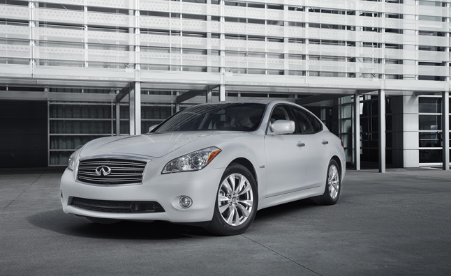 Five-Point Inspection: 2013 Infiniti M35h