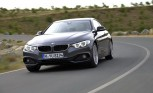 2014 BMW 4 Series Photos Leak Ahead of Debut