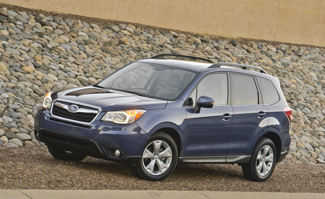 Subaru's May Sales Hit All-Time High
